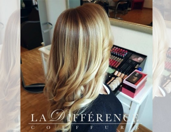 Balayage Coiffeur la Difference